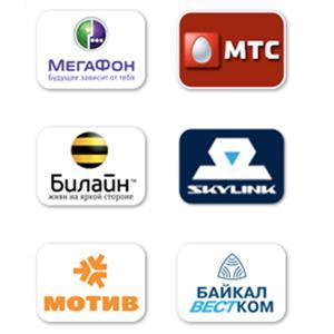 Операторы сотовой связи Косино